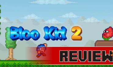 Review: Bloo Kid 2 (3DS)