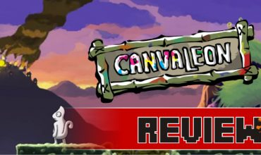Review: Canvaleon (Wii U)