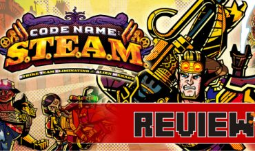 Review: Codename S.T.E.A.M (3DS)