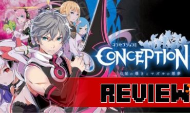 Review: Conception II: Children of the Seven Stars (3DS)