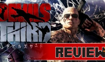 Review: Devil's Third (Wii U)