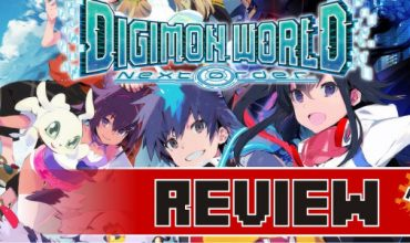Review: Digimon World: Next Order (PS4)