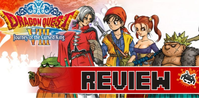 Review: Dragon Quest VIII: Journey of the Cursed King (3DS)