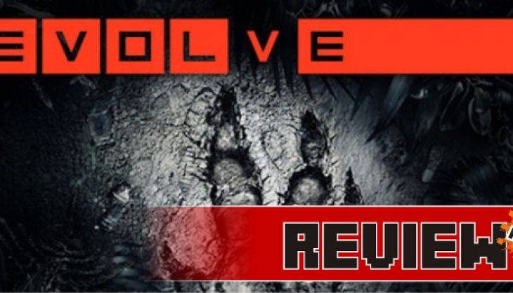 Review: Evolve (Xbox One)