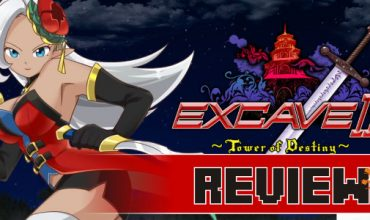 Review: Excave III Tower of Destiny (3DS)