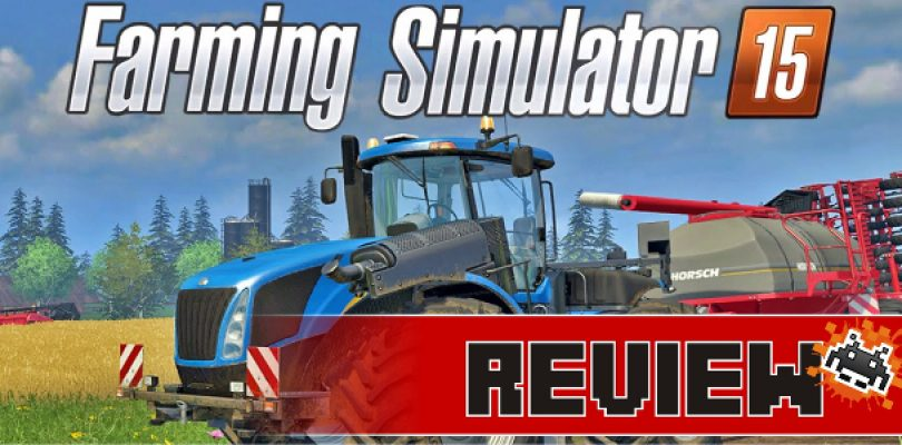 Review: Farming Simulator 15 (PS4)