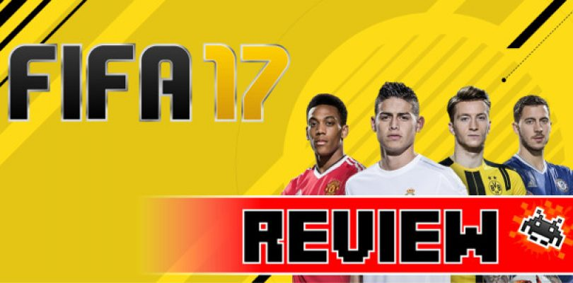 Review: FIFA 17 (PS4)