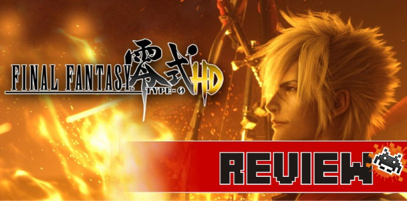Review: Final Fantasy Type-0 HD (PS4)