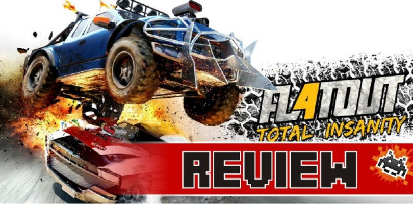 Review: Flatout 4: Total Insanity (PS4 Pro)