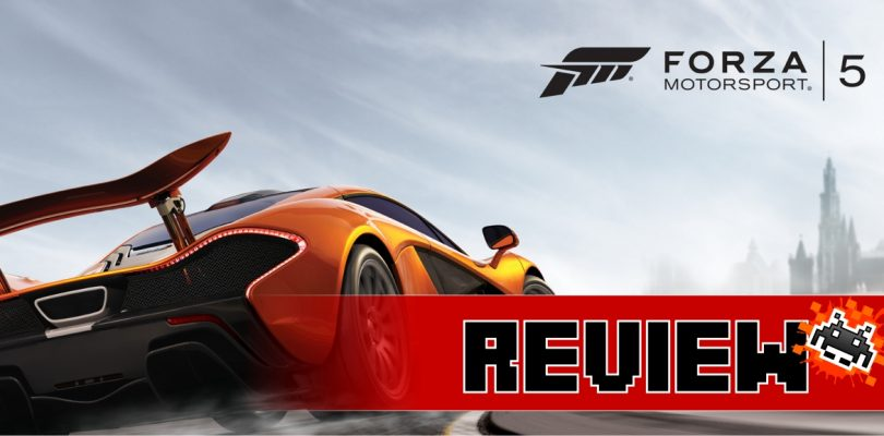 Review: Forza Motorsport 5 (Xbox One)
