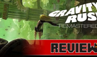 Review: Gravity Rush Remastered (PS4)