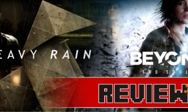 Review: Heavy Rain and Beyond: Two Souls Collection (PS4)