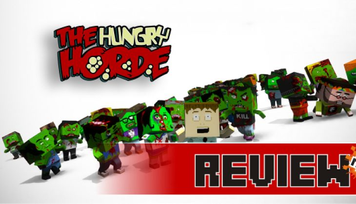Review: The Hungry Horde (PS Vita)