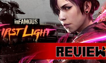 Review: inFamous: First Light (PS4)