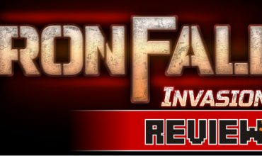 Review: IronFall: Invasion (3DS)