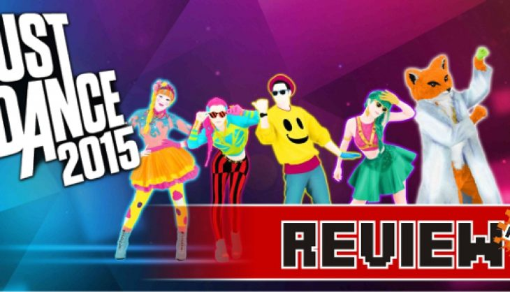 Review: Just Dance 2015 (PS4)