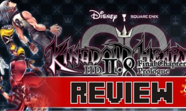 Review: Kingdom Hearts 2.8 Final Chapter Prologue (PS4)