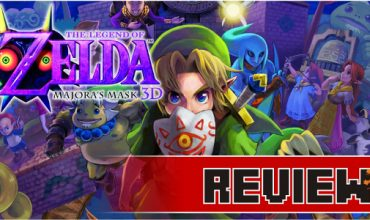 Review: The Legend of Zelda: Majora's Mask 3D (3DS)