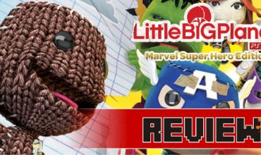 Review: LittleBigPlanet PS Vita: Marvel Super Hero Edition (PS Vita)