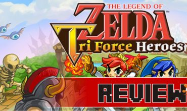 Review: The Legend of Zelda: Tri Force Heroes (3DS)