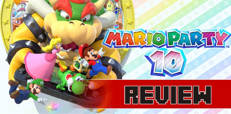 Review: Mario Party 10 (Wii U)