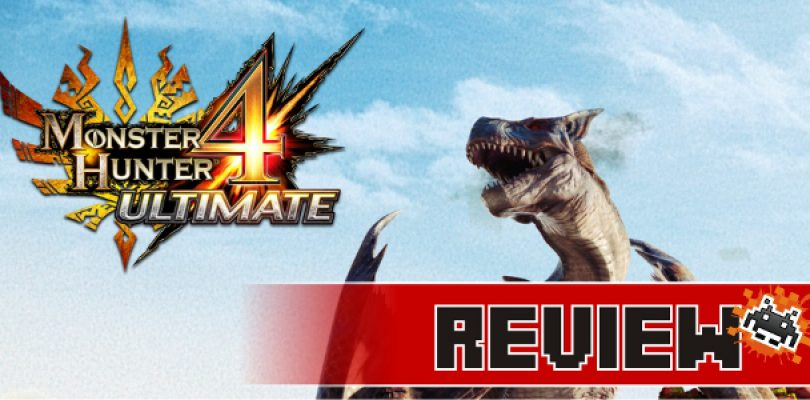 Review: Monster Hunter 4 Ultimate (3DS)