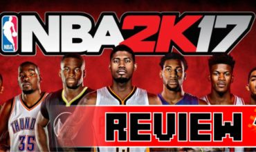 Review: NBA 2K17 (Xbox One)