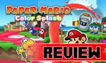 Review: Paper Mario: Color Splash (Wii U)