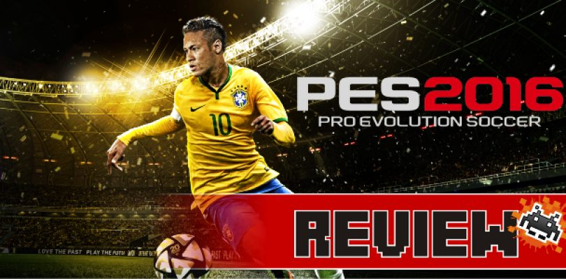 Review: PES 2016 (PS4)