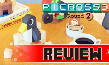 Review: Picross 3D: Round 2 (3DS)