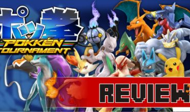 Review: Pokkén Tournament (Wii U)
