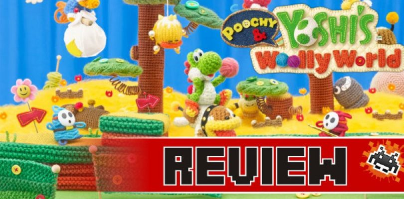 Review: Poochy and Yoshi's Woolly World (3DS)