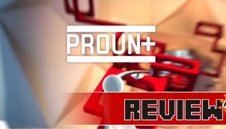 Review: Proun+ (3DS)