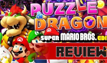 Review: Puzzle & Dragons Z + Puzzle & Dragons: Super Mario Bros. Edition (3DS)