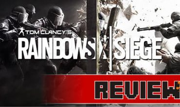 Review: Rainbow Six: Siege (Xbox One)