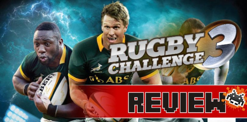 Review: Rugby Challenge 3 (PS4)