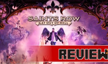 Review: Saints Row: Gat out of Hell (PS4)