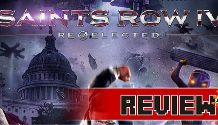 Review: Saints Row IV: Re-elected