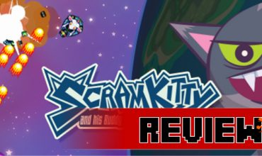 Review: Scram Kitty and His Buddy on Rails (Wii U)