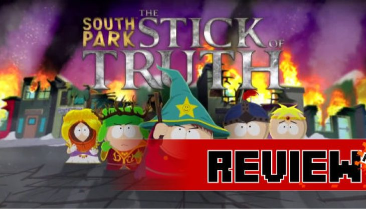 Review: South Park: The Stick of Truth (PS3)