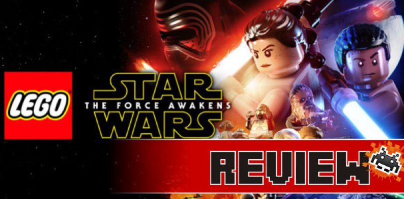 Review: LEGO Star Wars: The Force Awakens (PS4)