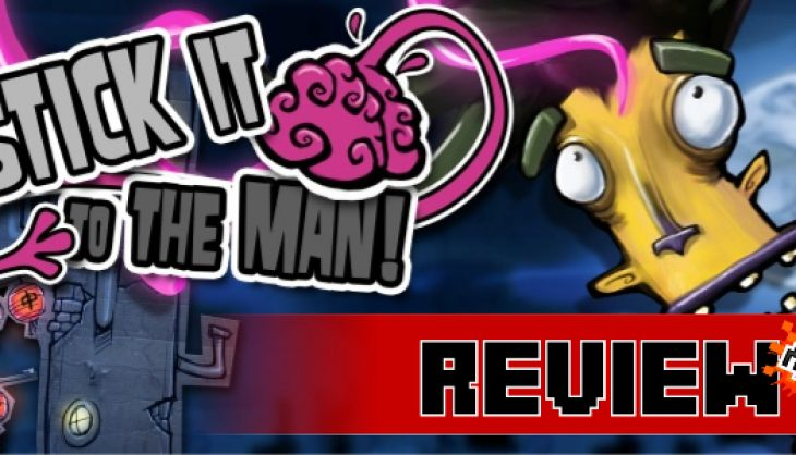 Review: Stick It To The Man (Wii U)