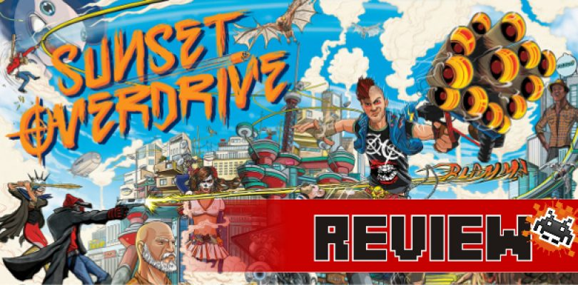 Review: Sunset Overdrive (Xbox One)