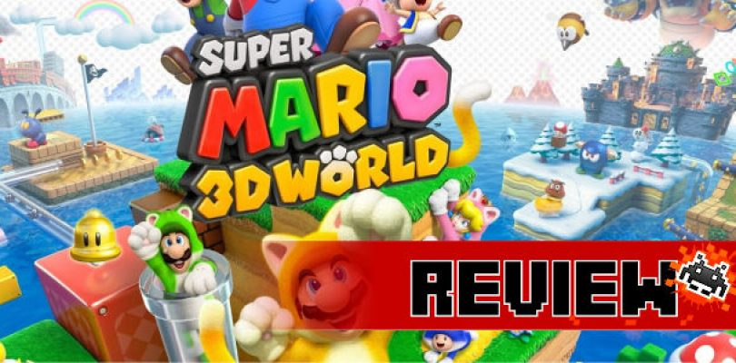 Review: Super Mario 3D World (Wii U)