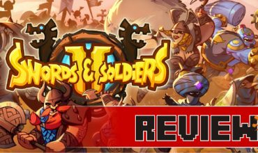 Review: Swords & Soldiers II (Wii U)