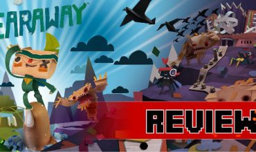 Review: Tearaway (Vita)