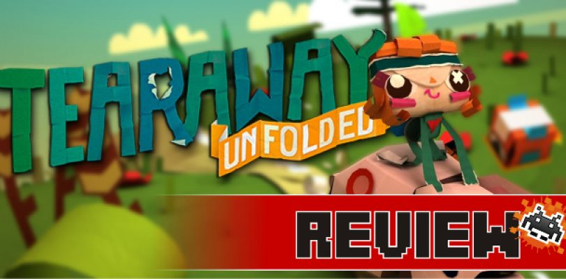 Review: Tearaway Unfolded (PS4)
