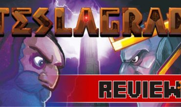 Review: Teslagrad (Wii U)