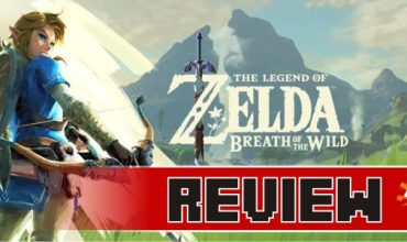 Review: The Legend of Zelda: Breath of the Wild (Nintendo Switch)