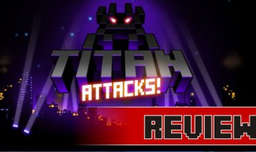 Review: Titan Attacks! (3DS)